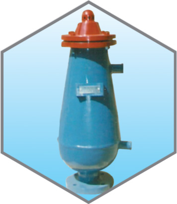 Air Valve for Sewage