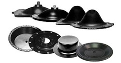 Rubber Diaphragm for Pumps