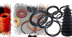 Customised Rubber Products